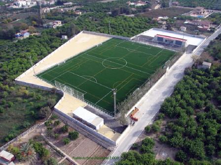 Campo de Fútbol Puebla de Soto de Murcia