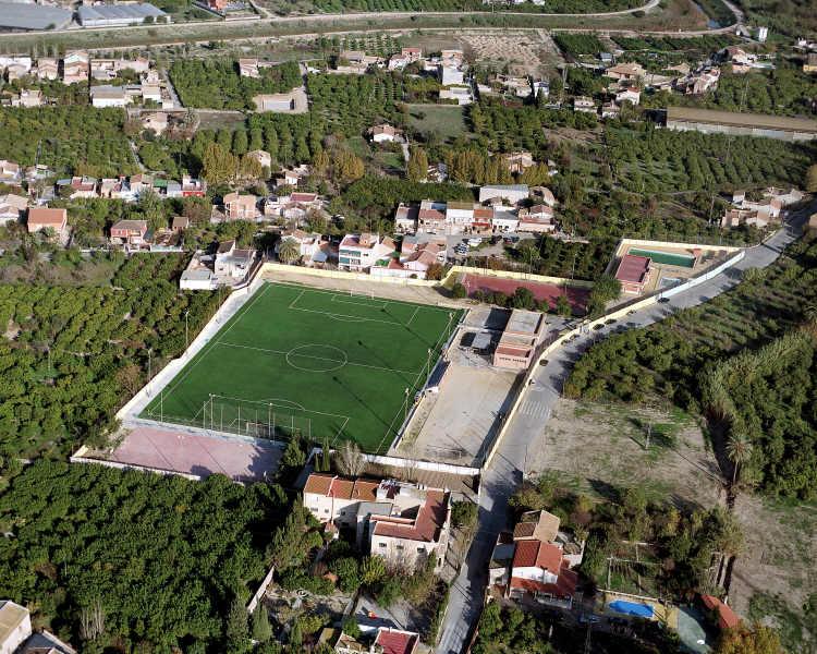 Campo de Fútbol Rincón de Seca de Murcia
