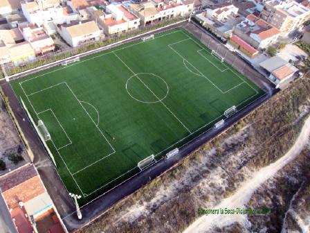 Campo de Fútbol Sangonera la Seca de Murcia