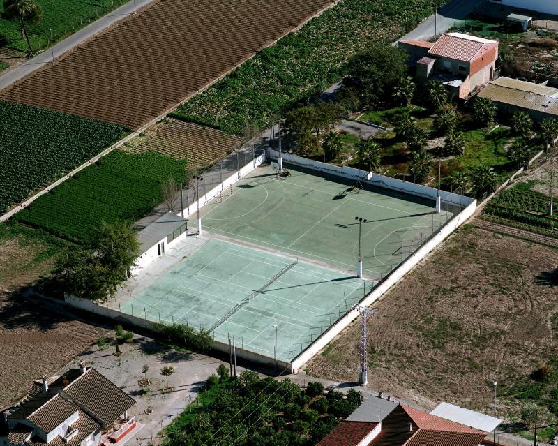 Polideportivo Santa Cruz de Murcia