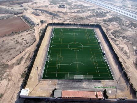 Campo de Fútbol Sucina de Murcia