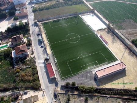 Campo de Fútbol Zeneta de Murcia