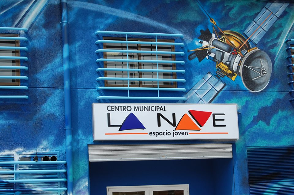 Centro Municipal La Nave Espacio Joven de Murcia
