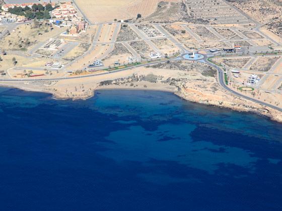 Playa Negra de Mazarrón