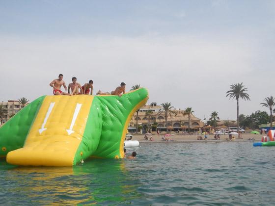 Playa del Castellar de Mazarrón