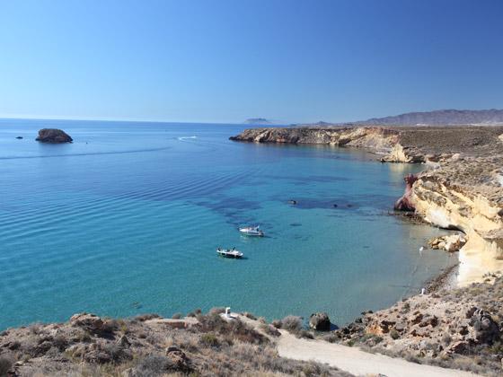 Playa del Rincón de Mazarrón