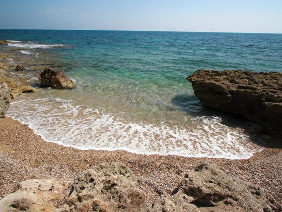 Playa del Barranco Ancho de Mazarrón