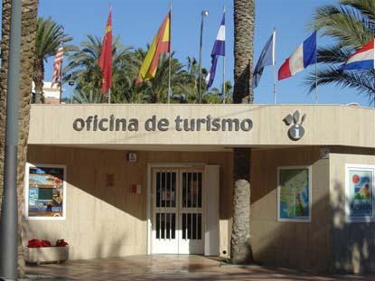 Oficina de Turismo de Águilas