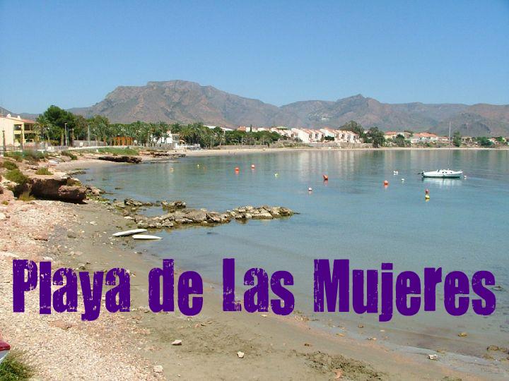 Playa Baño de las Mujeres en Lorca