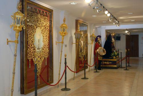 Casa Museo de Bordados Paso Morado en Lorca