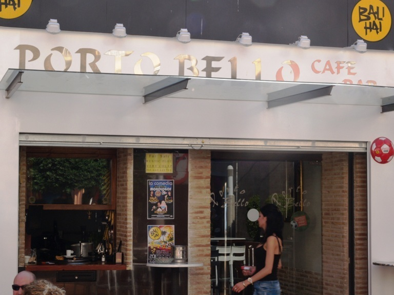 Café Bar Porto Bello