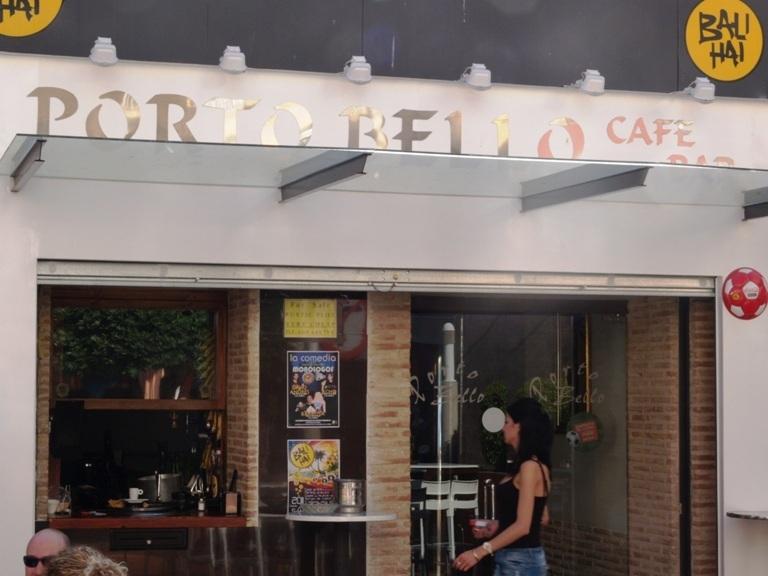 Café Bar Porto Bello
