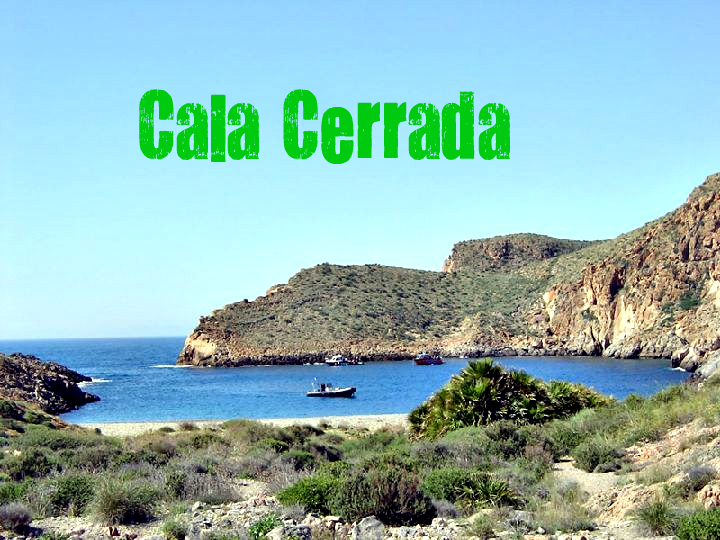 Cala Cerrada en Cartagena