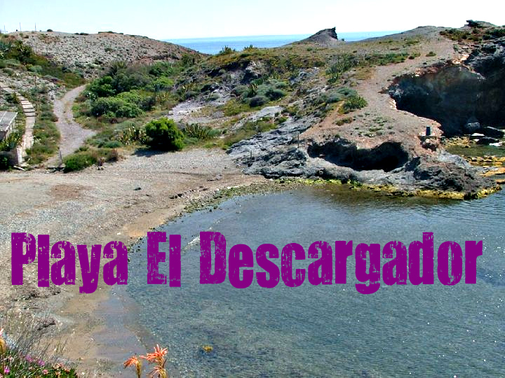 Playa del Descargador en Cartagena