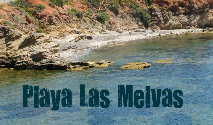 Cala de las Melvas en Cartagena