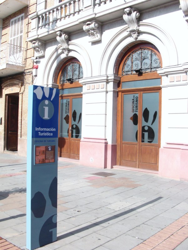 Oficina de turismo de la uni n la gu a w la gu a for Oficina turismo murcia