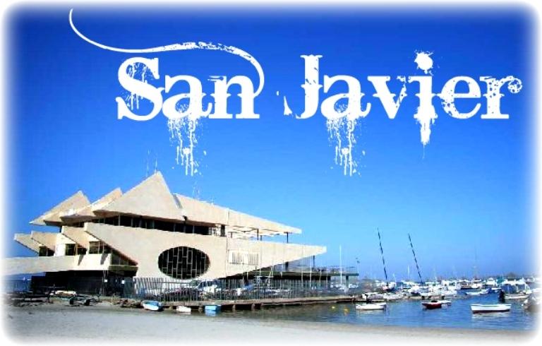 Playas en San Javier
