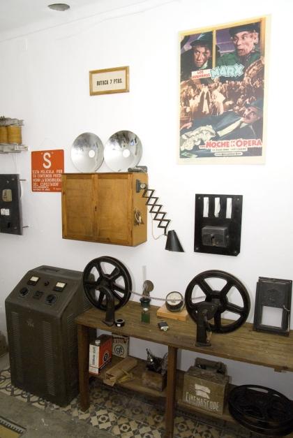 Colección Museográfica de Antiguos Proyectores Cinematográficos en San Pedro del Pinatar