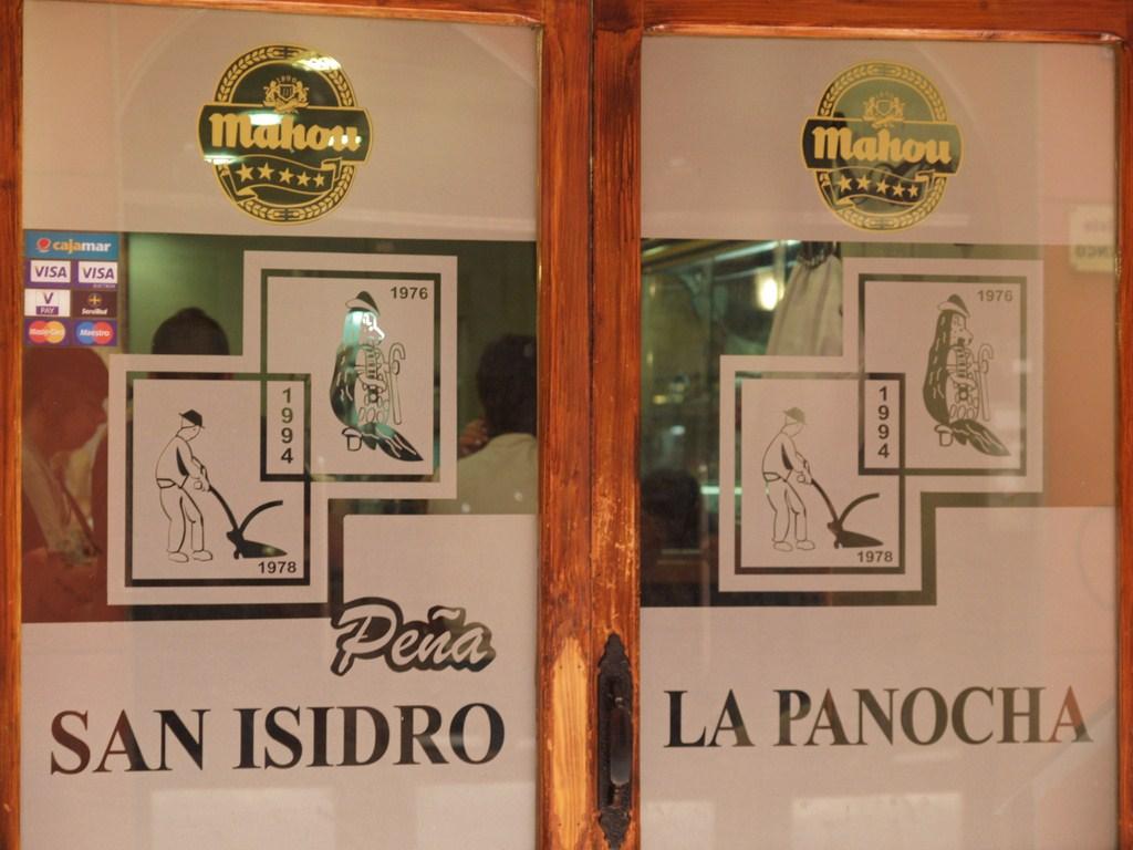 Peña San Isidro la Panocha