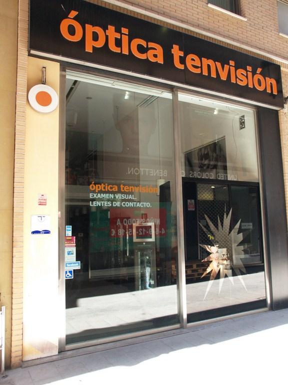 Óptica Tenvisión en Murcia