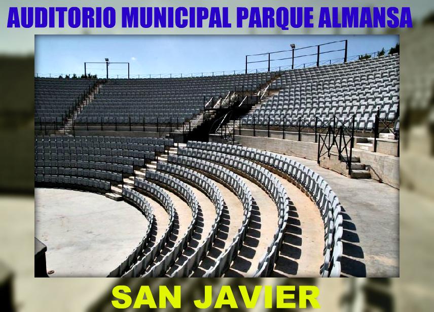 Auditorio Parque de Almansa en San Javier