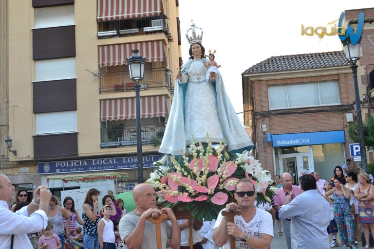 Fiestas Patronales en Los Palacios