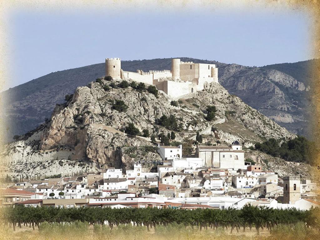 Castell de Castalla