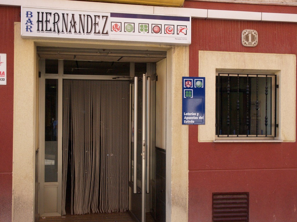 Bar Hernández El Muelas en Bullas