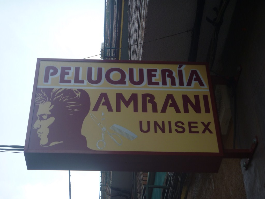 Peluquería Amrani