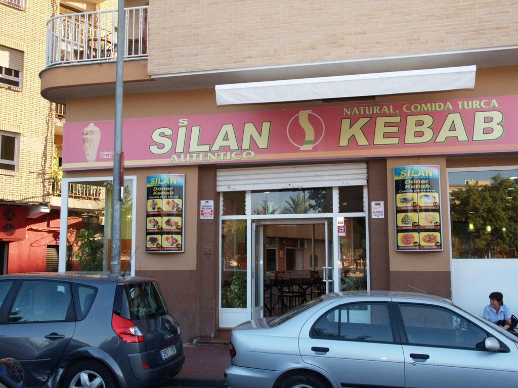 Silan Kebab Cocina Natural Turca