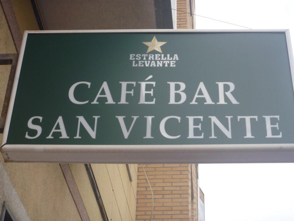 Café Bar San Vicente