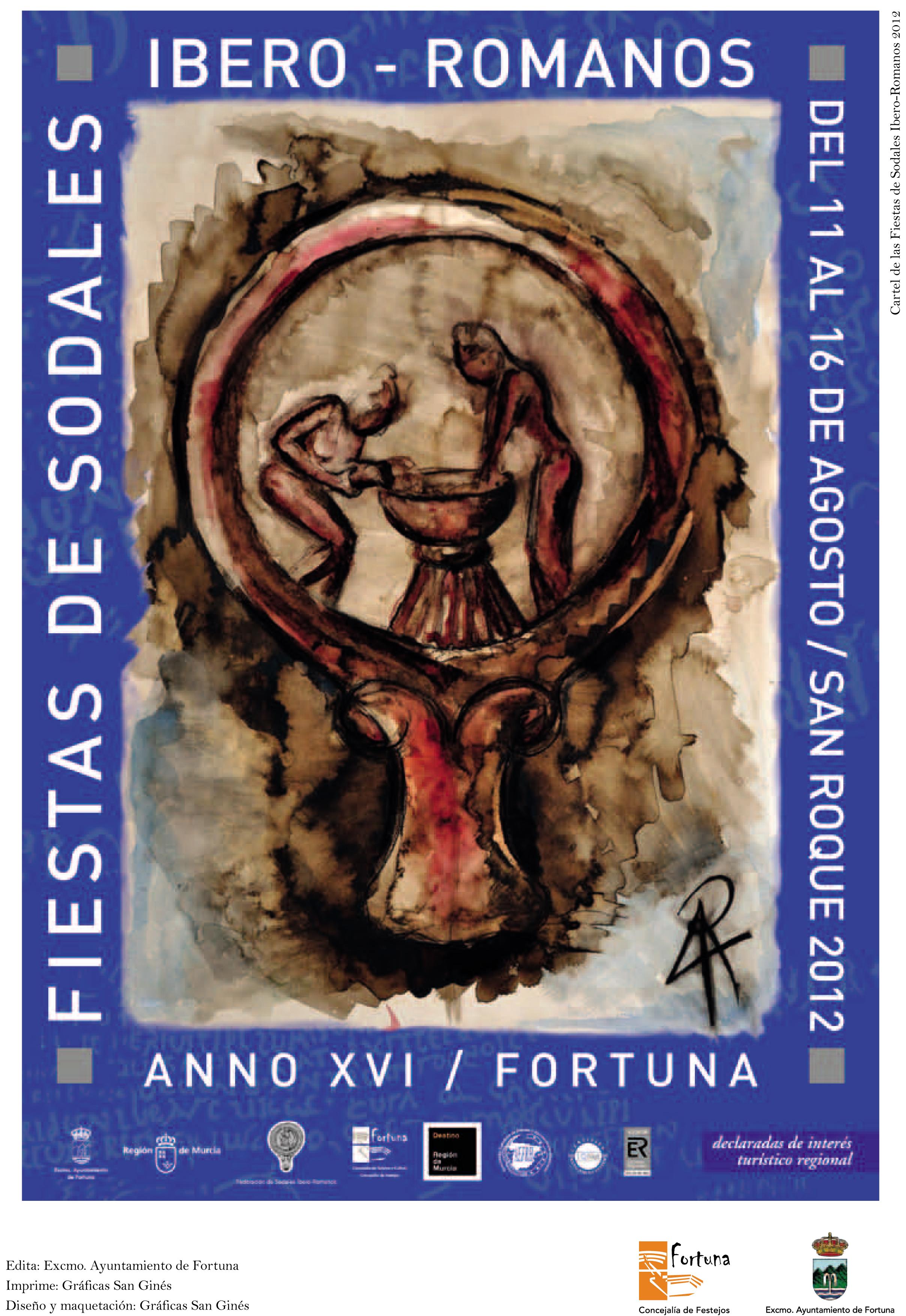Fiestas de Sodales Ibero-romanos en Fortuna