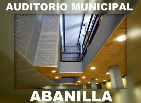 Auditorio Municipal de Abanilla