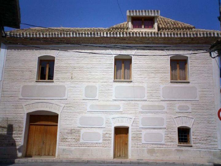 Casa de la Encomienda en Abanilla