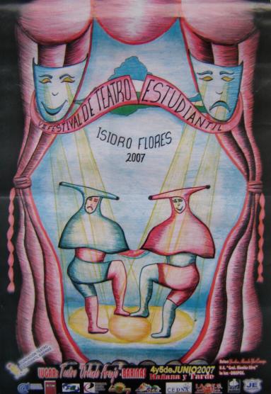 Asociación Cultural de Teatro Virgen del Rosario de Barinas en Abanilla