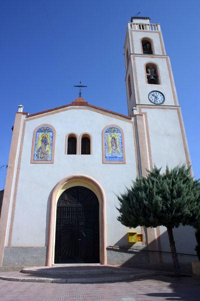 Asociación Patronato del Cementerio Católico San Juan Bautista de Macisvenda en Abanilla