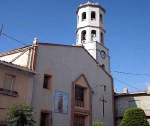 Patronato del Cementerio Católico Ntra. Sra. Virgen del Rosario de Barinas en Abanilla