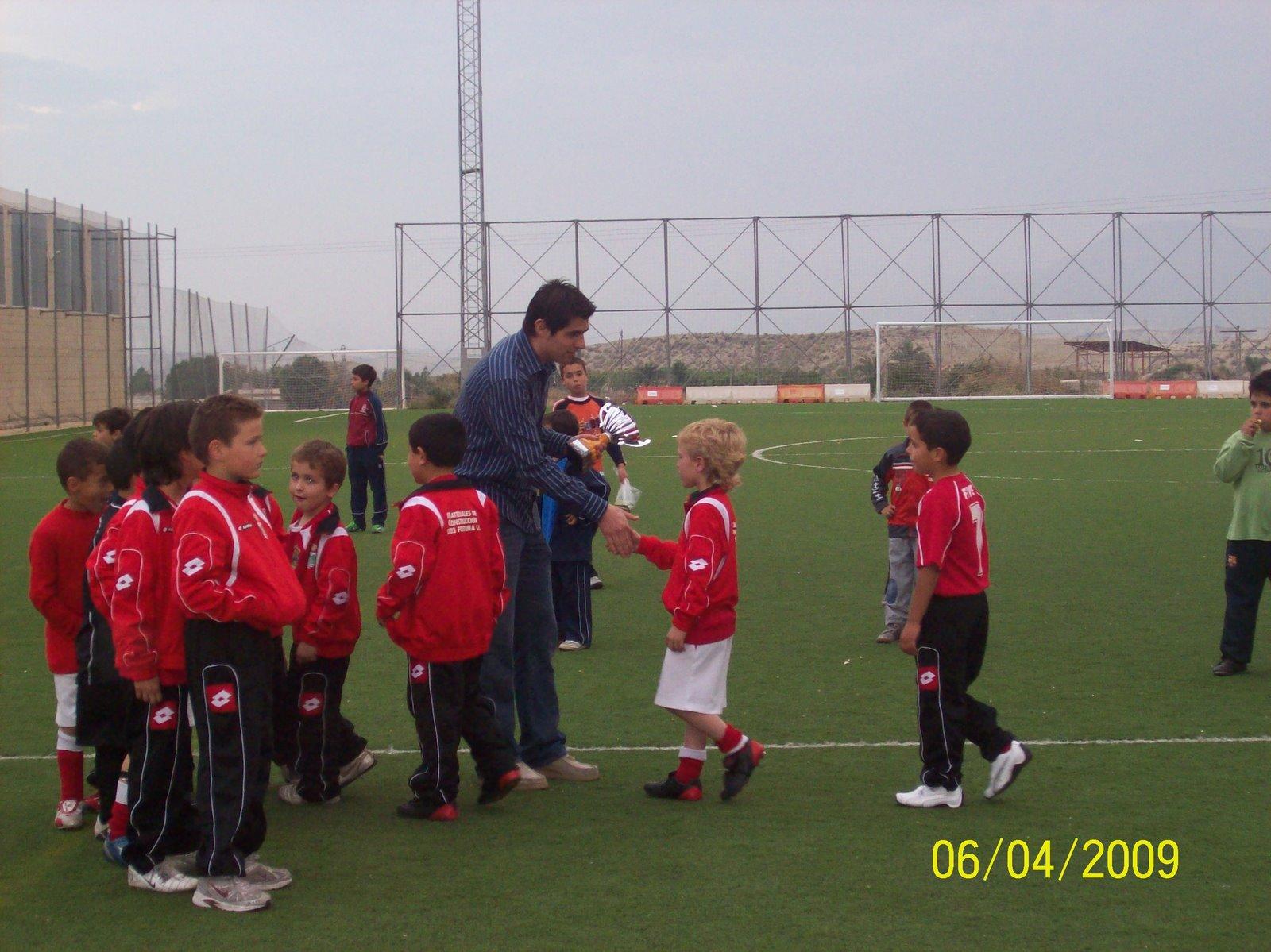 Campo de Fútbol de Abanilla El Batalax