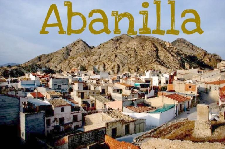 Restos del Castillo Árabe de Abanilla