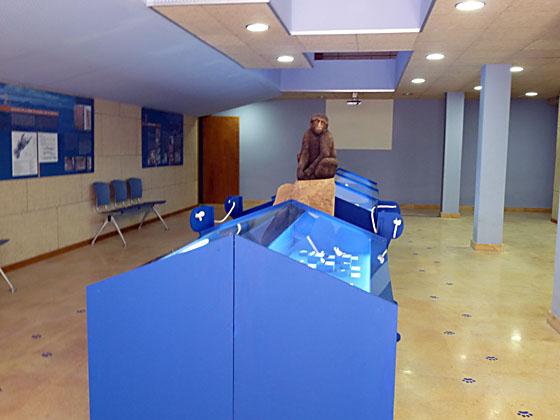 Centro de Interpretación Paleontológico Sierra de Quibas de Abanilla