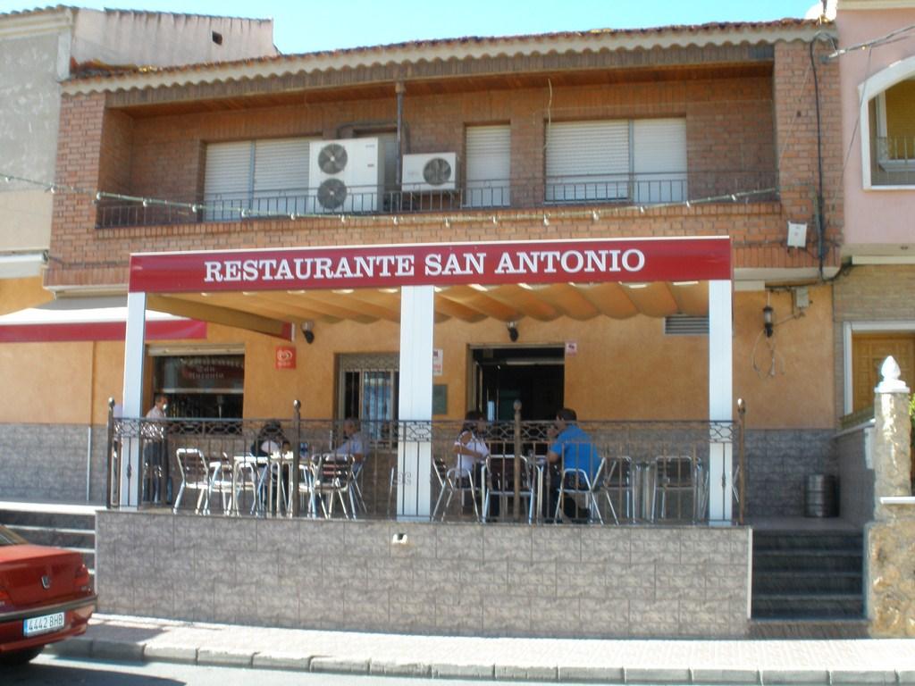 Restaurante San Antonio
