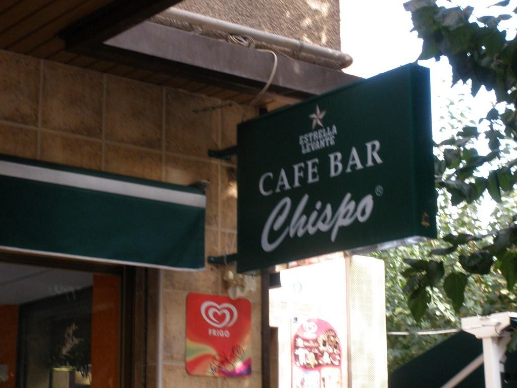 Café Bar Chispo