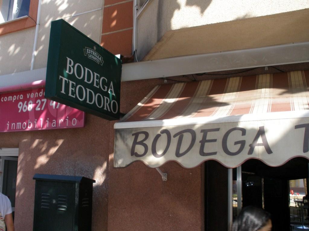 Bodega Teodoro