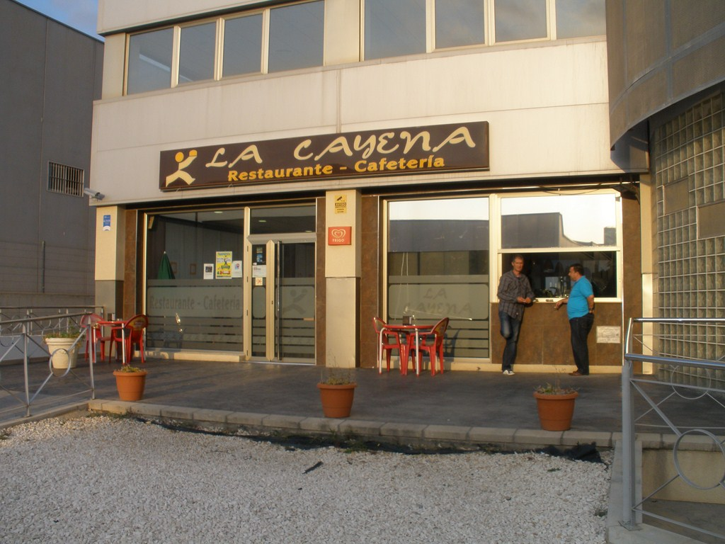 Restaurante Cafetería La Cayena