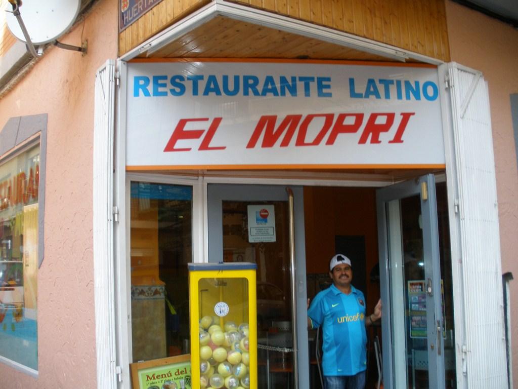 Restaurante Latino El Mopri