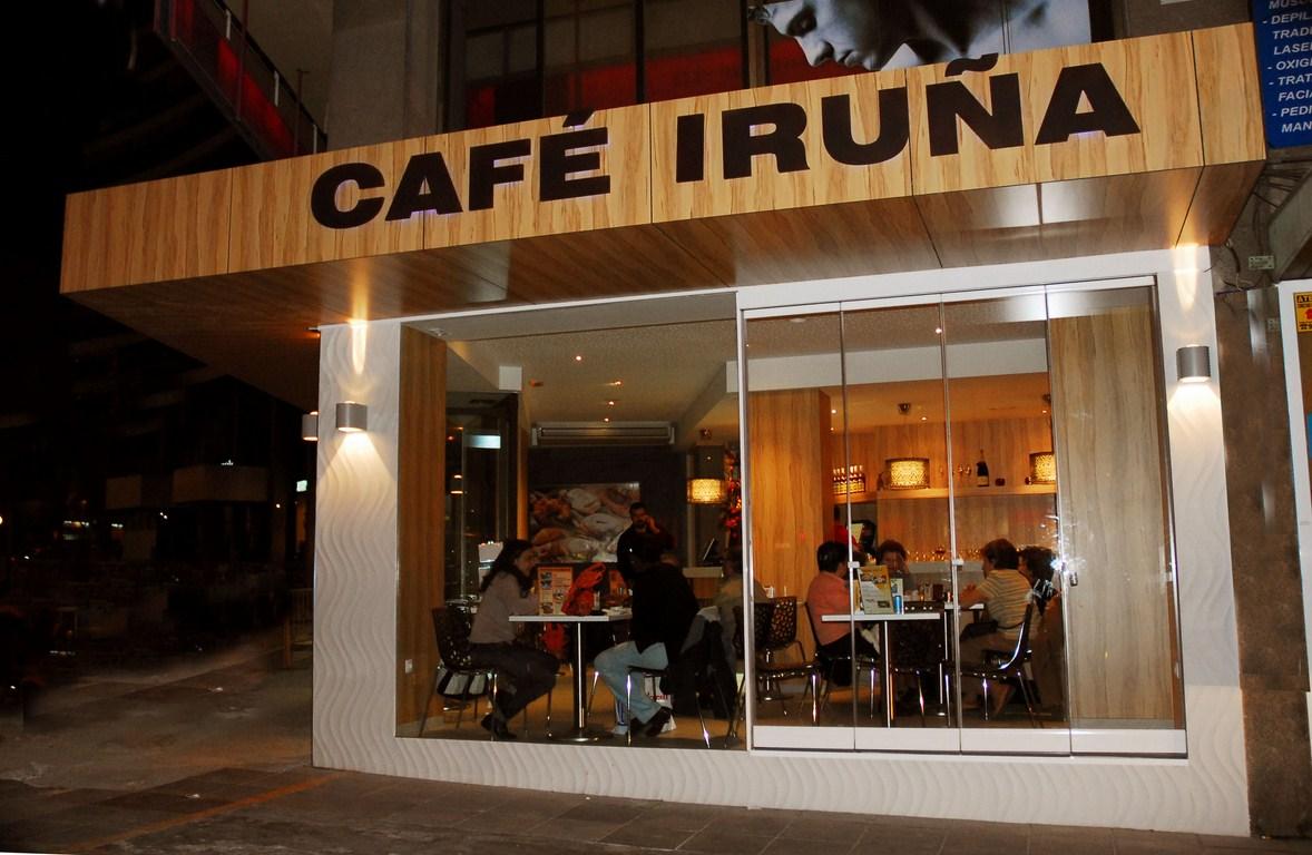 Cafetería Iruña Plaza Los Luceros