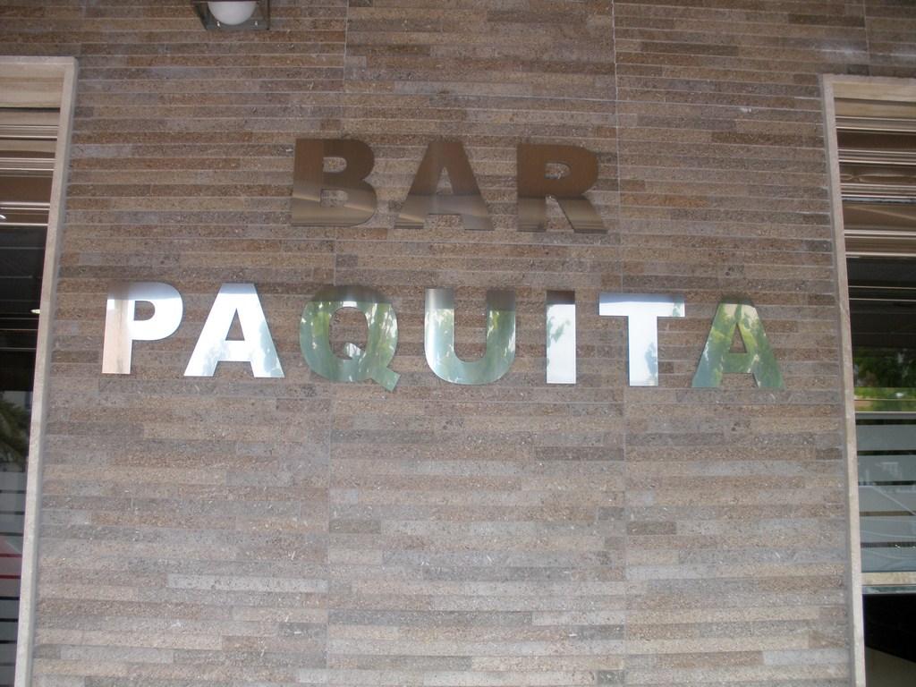 Bar Paquita