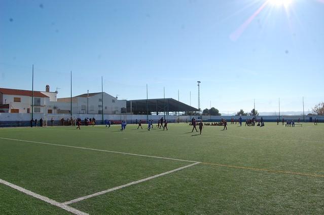 Campo de Fútbol Nuevo San Lorenzo de Alguazas