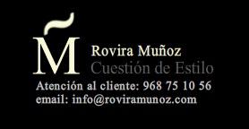Rovira Muñoz Mobiliario