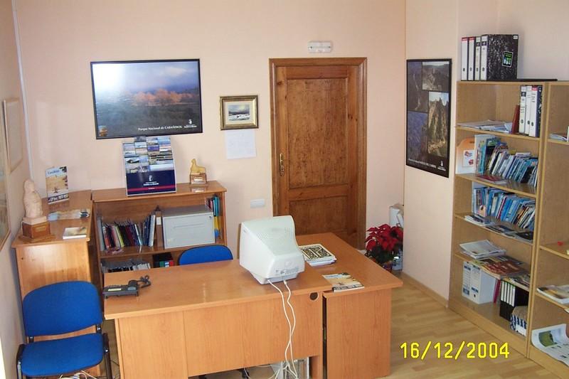 Oficina de Información Turística de Caudete
